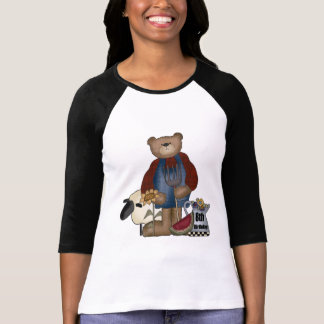Country Bear 8th Birthday Gifts T Shirts