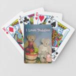Country Bears - Apple Harvest Poker Deck