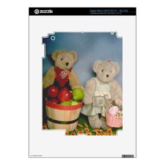 Country Bears - Apple Harvest iPad 3 Skins
