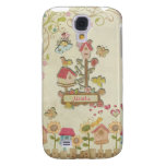 Country Bird House Samsung Galaxy S4 Covers