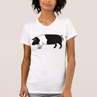 Country Black Pig Shirt