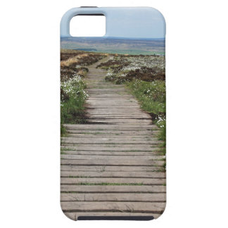 Country Boardwalk Pathway iPhone SE/5/5s Case