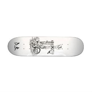 country born skateboard