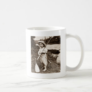 Country Boy - Vintage Stereoview Coffee Mug