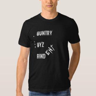 """Country Boys Grind Ent"" Men's Shirt"