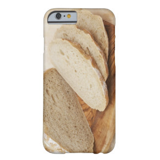 Country Bread (Pain de Campagne) on a chopping Barely There iPhone 6 Case