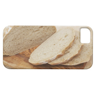 Country Bread (Pain de Campagne) on a chopping iPhone SE/5/5s Case