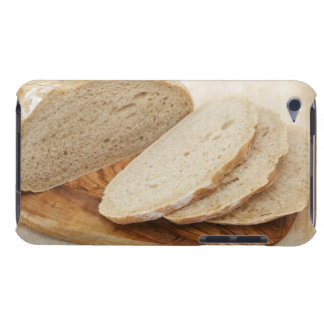 Country Bread (Pain de Campagne) on a chopping iPod Touch Case-Mate Case
