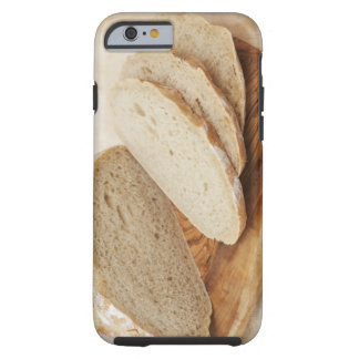 Country Bread (Pain de Campagne) on a chopping Tough iPhone 6 Case
