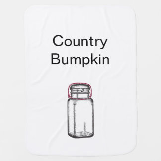 Country Bumpkin Baby Blanket