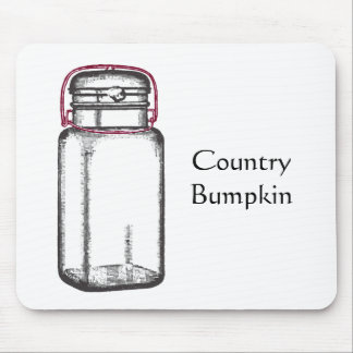 Country Bumpkin Mouse Pad