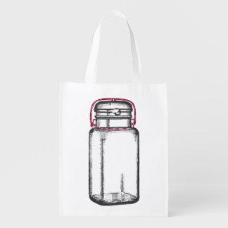Country Bumpkin Reusable Bag Reusable Grocery Bag