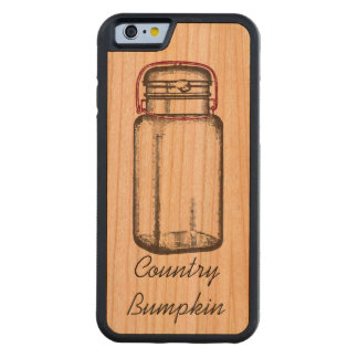 Country Bumpkin Wood iPhone 6 Case