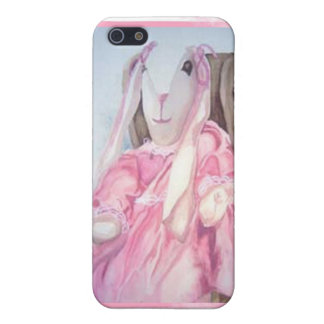 Country Bunny Cover For iPhone 5