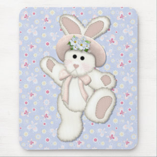 Country Bunny Mousepads