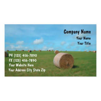 Country Businesss Cards Business Cards