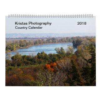 Country Calendar 2018