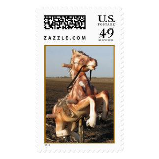Country Carousel 1 Stamp