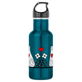 Country Cat 18oz Water Bottle