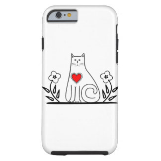 Country Cat Tough iPhone 6 Case