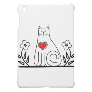 Country Cat iPad Mini Covers