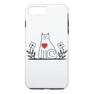 Country Cat iPhone 7 Plus Case