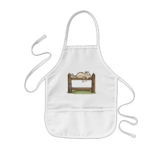Country Cat Nap Apron