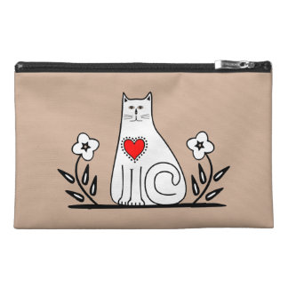 Country Cat Travel Accessories Bag