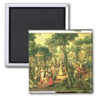 Country Celebration, 1563 Magnet