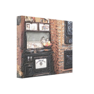 Country Charm - Canvas Art