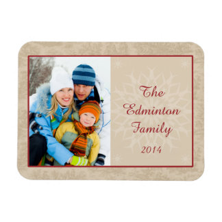 Country Charm Custom Photo Flex Magnet