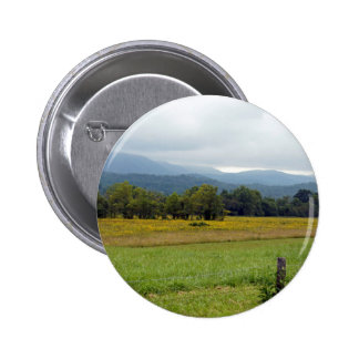 Country Charm Pinback Button