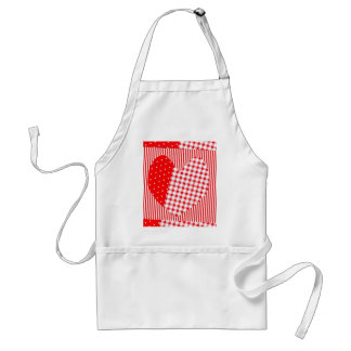 Country Charmer Heart Apron