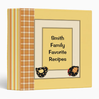 Country Chick Recipe Binder