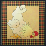 "Country Chicken Napkin<br><div class=""desc"">design by Barry at www.psptubez.com back by Trina Clark at www.digiscrapkits.com</div>"