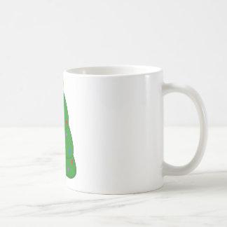 Country Christmas Tree Coffee Mug