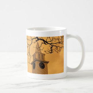 Country Chuch Steeple Mugs