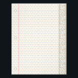 "Country Classic Notebook Paper<br><div class=""desc"">Country Classic Notebook Paper</div>"