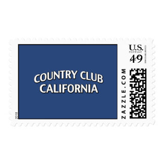 Country Club California Postage