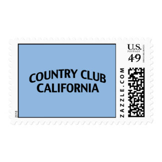 Country Club California Stamps