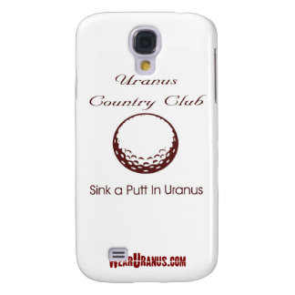 Country Club Galaxy S4 Cover