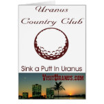 Country Club Greeting Cards