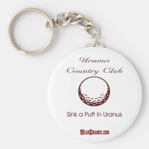 Country Club Keychains