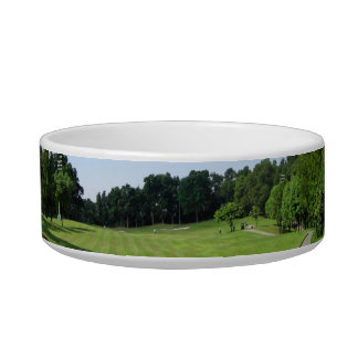 Country Club Pet Bowl
