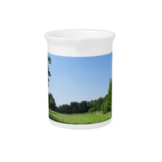 Country Club Pitcher