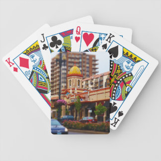 Country Club Plaza 47th Street Kansas City Bicycle Playing Cards
