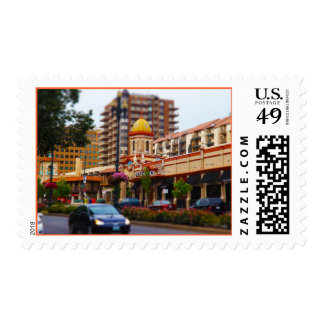 Country Club Plaza 47th Street Kansas City Stamps