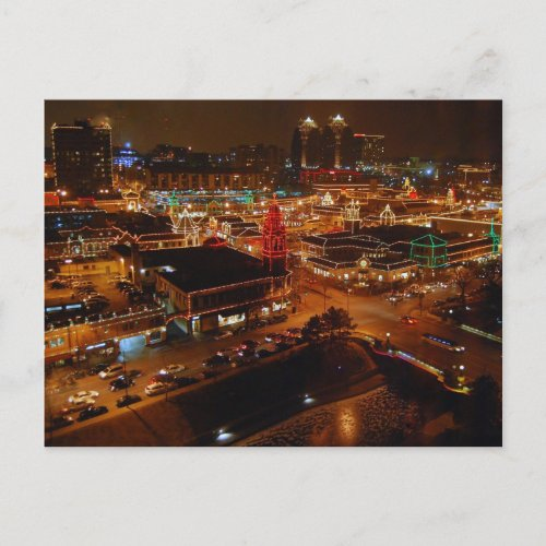 Country Club Plaza, Kansas City, Holiday Lights