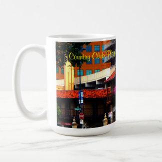 Country Club Plaza KCMO Classic White Coffee Mug