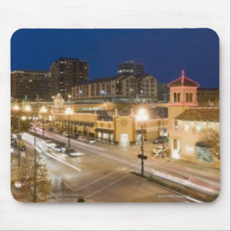 Country Club Plaza Mouse Pad